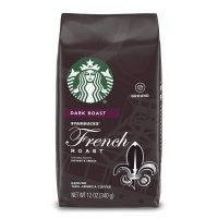 Starbucks Coffee Dark French Roast  (Ground) 12oz Bag product image