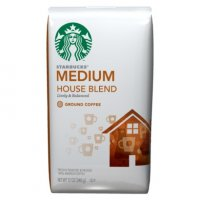 Starbucks Coffee House Blend Medium (Ground) 12oz Bag product image