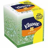 Kleenex Facial Tissue Anti-Viral 68CT Box product image