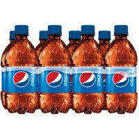 Pepsi Cola 8 Pack of 12oz Bottles product image
