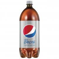 Pepsi Diet 2LTR Bottle product image