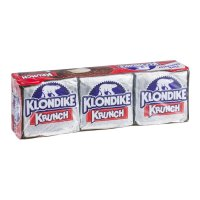 Klondike Ice Cream Bars Krunch 6CT 4.5oz EA 27oz PKG product image