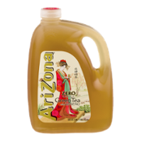 Arizona Zero Calorie Diet Green Tea With Ginseng 1 Gallon BTL product image