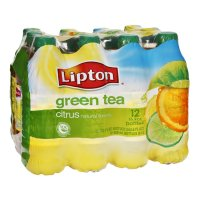 Lipton Green Tea with Citrus 12PK of 16.9oz. BTLS product image