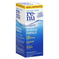 Bausch & Lomb ReNu Advanced Formula Multi-Purpose Solution 12oz product image
