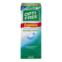 Alcon Opti-Free Express Lasting Comfort Multi-Purpose Solution 10oz BTL product image