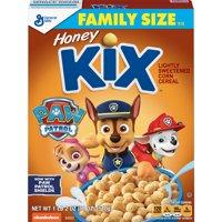 General Mills Honey Kix Cereal 18oz Box product image