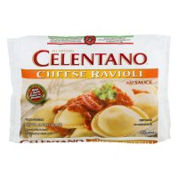 Celentano Large Cheese Ravioli 24oz PKG product image