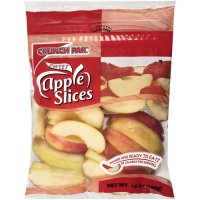 Crunchpak Fresh Sliced Apples Sweet 14oz Bag product image