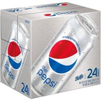 Pepsi Diet 24 Pack of 12oz Cans product image