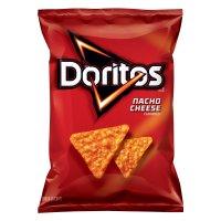 Doritos Tortilla Chips Nacho Cheese 9.75oz Bag product image