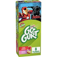 Yoplait Gogurt Super Punch & Hero Berry 8CT 2.25oz EA product image