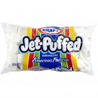 Kraft Jet Puffed Marshmallows Original 16oz Bag product image