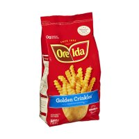 Ore-Ida Golden Crinkle Cut Fries 32oz Bag product image