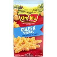 Ore-Ida Golden Crinkle Cut Fries 32oz Bag product image