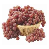 Grapes Red Seedless Approx. 2LB product image