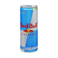 Red Bull Energy Drink Sugar Free 8.4oz Can product image