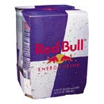 Red Bull Energy Drink 4PK of 8.4oz Cans product image
