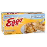 Eggo Waffles Buttermilk 10CT 12.3oz Box product image