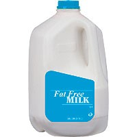 Store Brand Milk Fat Free 1 Gallon product image