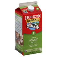 Horizon Organic 1% Low Fat Milk 64oz CTN product image