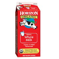 Horizon Organic Whole Milk 64oz CTN product image
