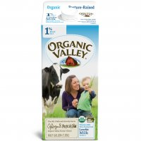 Organic Valley 1% Low Fat Milk 64oz CTN product image