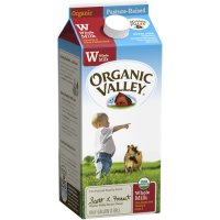Organic Valley Whole Milk 64oz CTN product image
