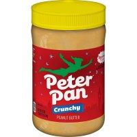 Peter Pan Crunchy Peanut Butter 16.3oz Jar product image