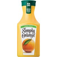 Simply Orange Grove Made Orange Juice High Pulp 52oz BTL product image