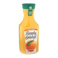 Simply Orange Original Orange Juice Pulp Free 52oz BTL product image