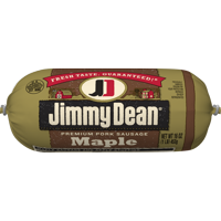 Jimmy Dean Sausage Maple Flavored 16oz PKG product image