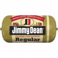Jimmy Dean Sausage Regular Flavor 16oz PKG product image