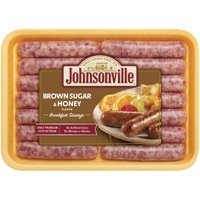 Johnsonville Breakfast Links Brown Sugar & Honey 14CT 12oz product image