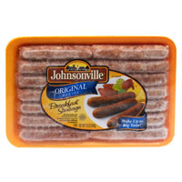 Johnsonville Orginal Recipe Breakfast Sausage 12 oz product image