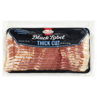 Hormel Black Label Bacon Thick Sliced 16oz PKG product image