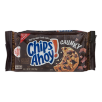 Nabisco Chips Ahoy Chunky Chocolate Chip Cookies 11.75oz PKG product image