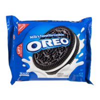 Nabisco Oreo Cookies 14.3oz PKG product image