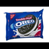 Nabisco Oreo Cookies Double Stuff 15.35oz PKG product image