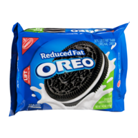 Nabisco Oreo Cookies Reduced Fat 14.3oz PKG product image