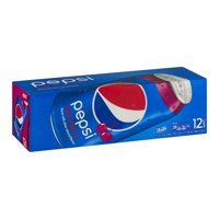 Pepsi Wild Cherry 12 Pack of 12oz Cans product image