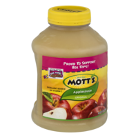 Mott's Applesauce 48oz Jar product image