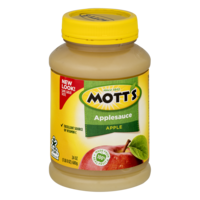 Mott's Applesauce 24oz Jar product image