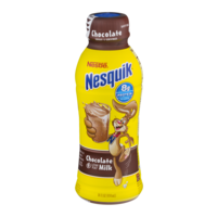 Nestle Nesquik Chocolate Milk 14oz BTL product image
