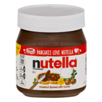 Nutella Spread Hazelnut with Skim Milk and Cocoa 13oz Jar product image