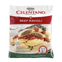 Celentano Beef Ravioli 22oz PKG product image