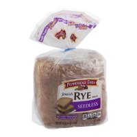 Pepperidge Farm Jewish Rye Seedless Bread 16oz PKG product image