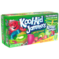 Kool-Aid Jammers Kiwi-Strawberry 10CT of 6oz EA product image