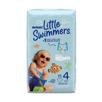 Huggies Little Swimmers Medium (24-34LB) 11CT product image