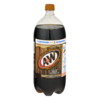 A&W Root Beer 2LTR BTL product image